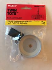 magic twin tote bait jar holder 1120 fit all standard bait jars made in the Usa