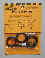 RADIATOR HEATER HOSE CABLE 1:24 1:25 PART BY PARKS CAR MODEL ACCESSORY 1020