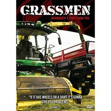 Grassmen Donkey Contracts DVDs New/Tractors/Ireland/UK/Free Post/Country/Farming