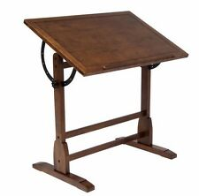 Drafting Drawing Table Desk  Art Studio Vintage Architect Craft Office Station