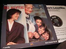 "MRS. DOUBTFIRE <> ROBIN WILLIAMS  <> 2X12"" THX Laserdiscs<> FOX PG-13 8588-85"