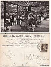 # AGLIANO D'ASTI: ALBERGO FONS SALUTIS - SORGENTI E PARCO