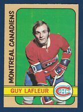 GUY LAFLEUR 72-73 TOPPS 1972-73 NO 79 NRMINT+