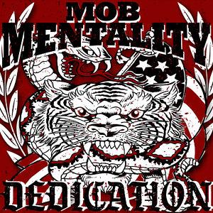 MOB MENTALITY - DEDICATION (LP) + DLC limited 100 black Skinhead Punk Oi! Noi!se