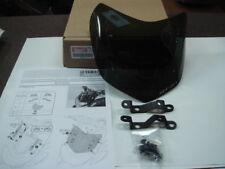 parabrezza cupolino fume visor kit originale Yamaha MT 07 dal 2018 B4CF83M0000