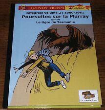 Lambil - Sandy et Hoppy 2 - Le Coffre à BD