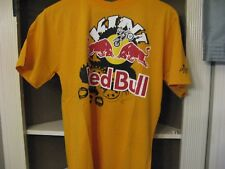 Kini Red Bull motocross mens t-shirt size L  NWT