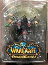World of Warcraft Series 1 Undead Warlock Meryl Felstorm Action Figure Dc Comics