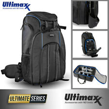 Backpack for SLR/DSLR Camera and Accessories and Laptop Includes Tripod Holder
