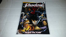 The Shadow Death Factory Special One-Shot (Dynamite, 2014) 1st Print