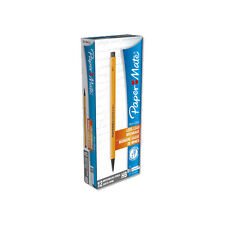 Paper Mate Non-Stop Mechanical Pencils Yellow 12 Pack