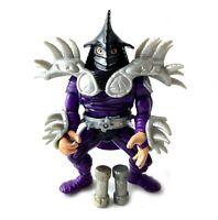 Super Shredder Vintage TMNT Ninja Turtles Action Figure w/ Belt & Mutagen 1991