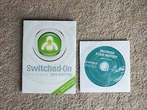 Switched on Schoolhouse, Michigan History plus 2014 Installation disc