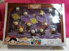 Disney Tsum Tsum TOYS R' Us Snow White and Seven Dwarfs Set USA Free Shipping!!!