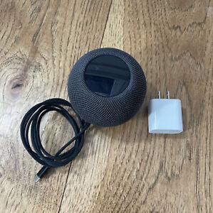 homepod mini space grey