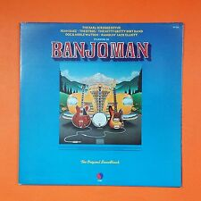 BANJOMAN Soundtrack SA 7527 LP Vinyl VG++ Cover VG+ GF Sleeve