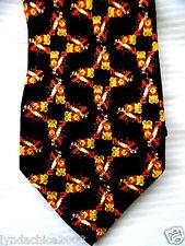 Vintage Winnie the Pooh Tiger & Pooh Necktie *Licensed*