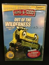 NEW Sealed Christian DVD! AUTO B GOOD: Out of the Wilderness (Season 2, Vol.2)