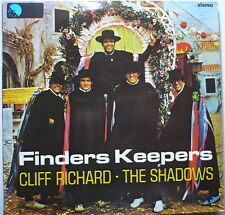 CLIFF RICHARD / THE SHADOWS - Finders keepers - LP
