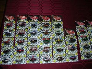 39 Diecast NASCAR STP Earnhardt Back Petty Elliott Wallace Foyt waltrip Gant Lab