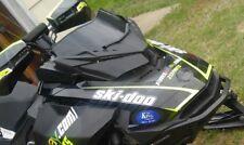 Black Headlight Covers (8 Colors) Fits Ski-Doo Rev Gen 4 600 850 900 213 Parts