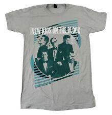 New Kids On The Block Mens NKOTB 2013 North American Concert Tour Shirt New S