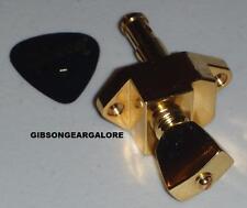 Gibson Kluson Firebird Tuner Gold Banjo Peg Guitar Parts Custom Tuning Machine T