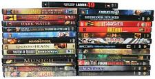Lot Of 26 Action / Sci-Fi / Fantasy Dvds Lord Of The Rings Mummy Narnia Jumanji