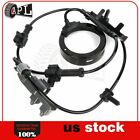 Front ABS Wheel Speed Sensor Assembly Left ( LH Side ) Fits Isuzu i-350 2006