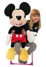 Peluche Topolino Mickey Mouse Disney 80 cm Plush