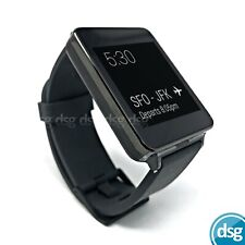 LG Smart Watch G W100 IP67 Water Resistance 4GB Pedometer Smart Touch Mic
