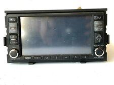 2008 2009 Nissan Altima Bose Audio CD Radio Navigation Screen P: 25915 JA00B OEM