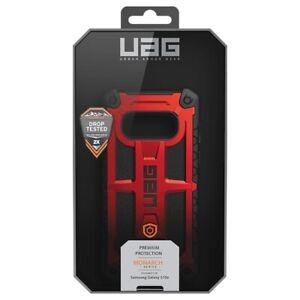 Case UAG MONARCH for Samsung Galaxy S10e LITE - crimson RED