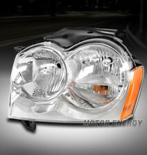 For 05-07 Jeep Grand Cherokee SUV Replacement Headlight Lamp Driver Left LH Side