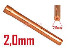 Spannhülse Ø2,00 x 50mm - WIG TIG WP SR 17 18 26 Schweißen