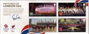 GB 2012 Memories of London 2012 Olympic Games SG MS3406 MNH