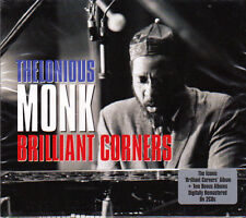 THELONIOUS MONK - BRILLIANT CORNERS (NEW SEALED 2CD)