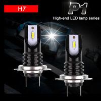 H4 9005 CSP LED Headlight Bulbs Conversion Kit Hi/Lo Beam H7/ H11/9005/9006 Bulb