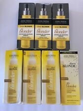 John Frieda Go Blonder Light Spray 103mL Controlled Lightening Sheer Blonde Lot7