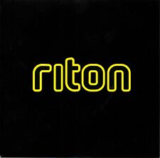 "RITON - KILLING AN ARAB - 7"" VINYL SINGLE - MINT"