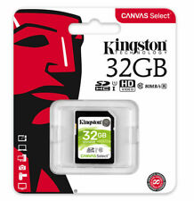 32GB Memory SD Card For Canon EOS 600D DSLR Digital Camera