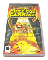 Chilli Con Carnage Sony PSP Game