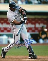 Frank Thomas Autographed Signed 8x10 Photo ( HOF White Sox ) REPRINT