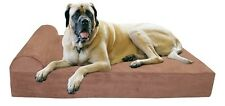 Orthopedic Foam Dog Bed Incredible Joint  Support and Comfort for X-Large  Dogs
