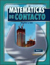 Impact Mathematics: Algebra and More, Course 1, Student Edition, (Matematicas de