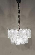 mid century design - Deckenlampe Designer Glas Medalion Lampe Pendelleuchte 60er
