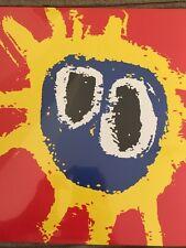 PRIMAL SCREAM 'SCREAMADELICA' 2 x  LP VINYL 'GATEFOLD' NEW AND SEALED