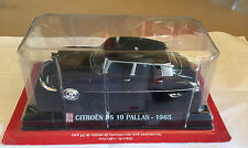 "DIE CAST "" CITREON DS 19 PALLAS - 1965 "" SCALA 1/43 AUTO PLUS + BOX 1"