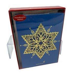 Chanukah 8-Pack Papyrus Greeting Cards Hanukah Seasonal Holiday Best Wishes New