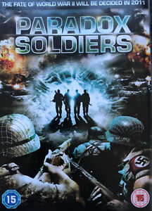 Paradox Soldiers DVD 2011 Sci-Fi & Fantasy War, Russian, Eng Subs